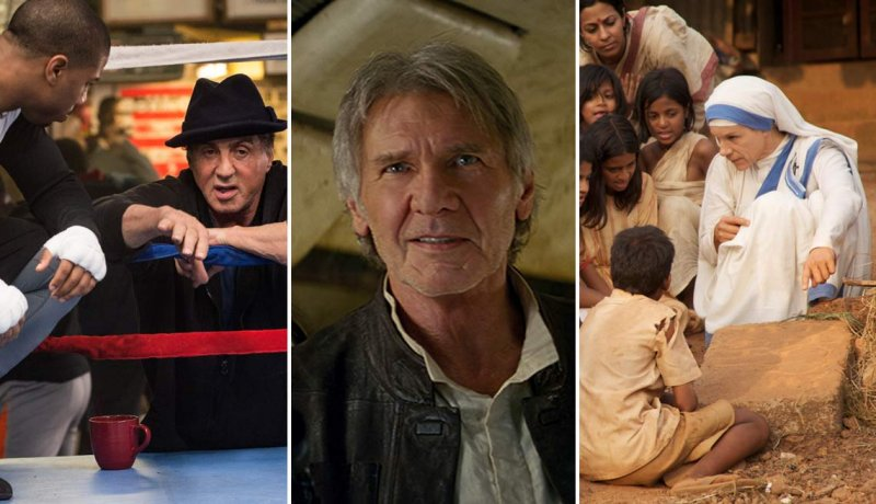 2015 Holiday Movie Preview, Creed, Star Wars, The Letters