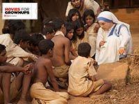 Juliet Stevenson como la madre Teresa de Calcuta en la película The Letters