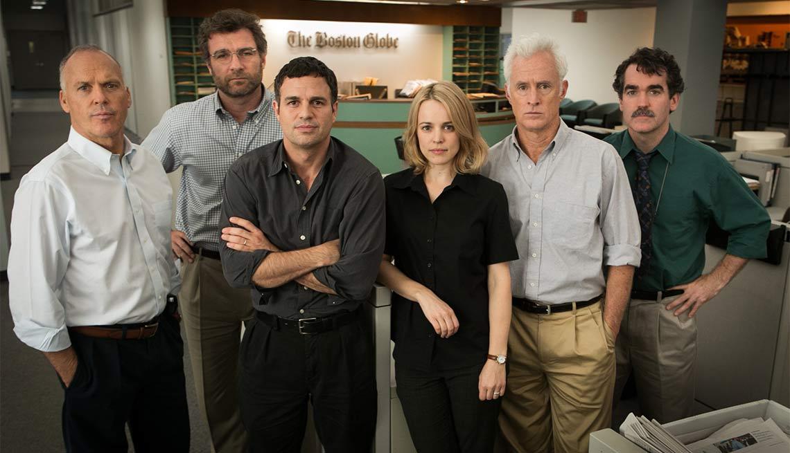 Top Movies of 2015, Spotlight