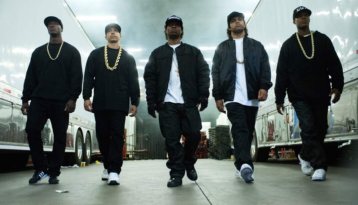 Top Movies of 2015, Straight Outta Compton