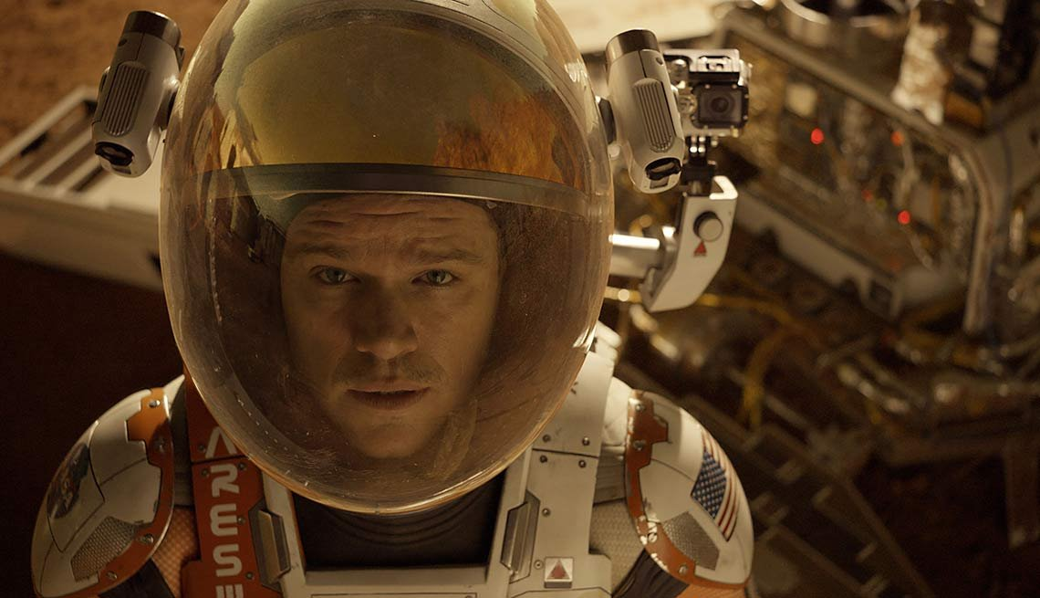 Top Movies of 2015, The Martian