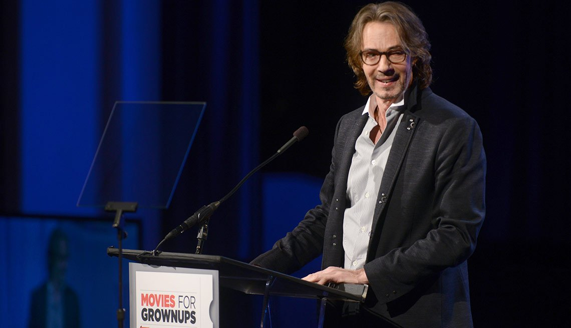 Rick Springfield is seen at AARP the Magazine's