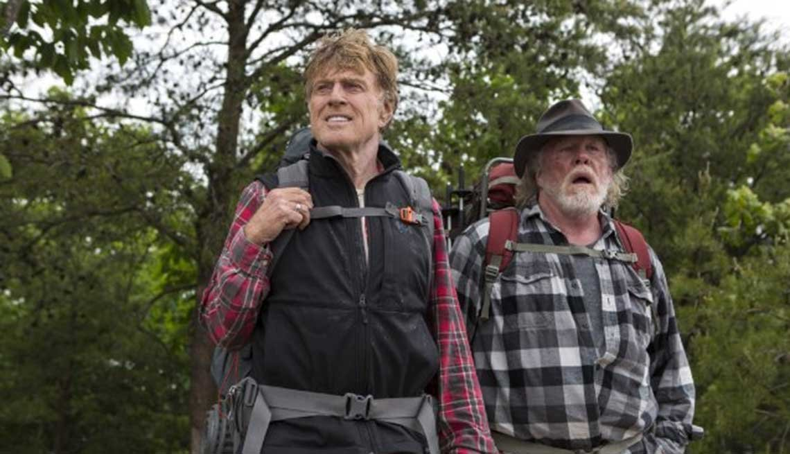 Escena de la película A Walk in the Woods - Lo mejor del cine 2015