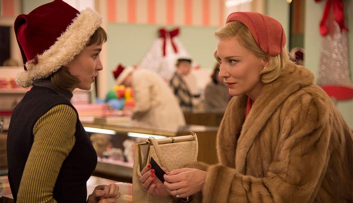Escena de la película Carol - Lo mejor del cine 2015