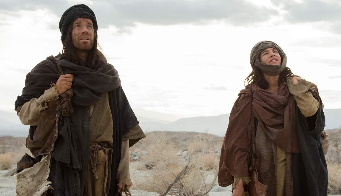 Escena de la película The Last Days in the Desert - Lo mejor del cine 2015