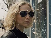 Jennifer Lawrence en una escena de la película 'Joy'