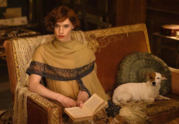 Escena de la película The Danish Girl  - Lo mejor del cine en el 2015