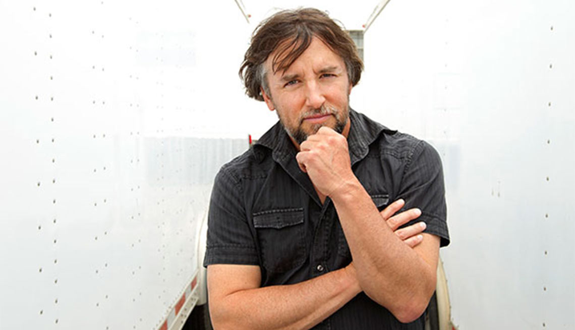 2015 Movies for Grownups Award Winners, Richard Linklater