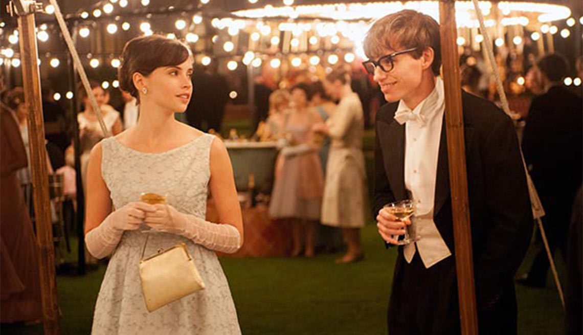 2015 Movies for Grownups Award Winners, The Theory of Everything