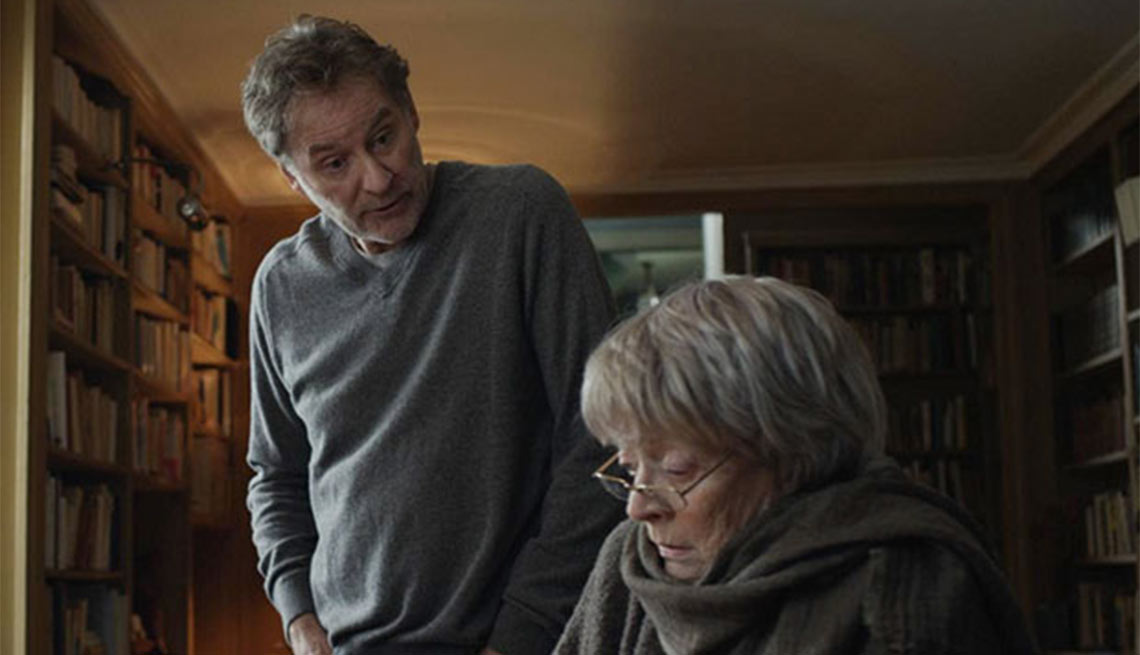 2015 Movies for Grownups Award Winners, My Old Lady