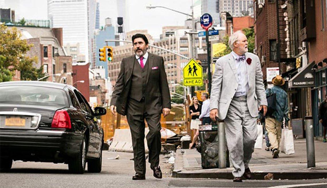 2015 Movies for Grownups Award Winners, Love is Strange