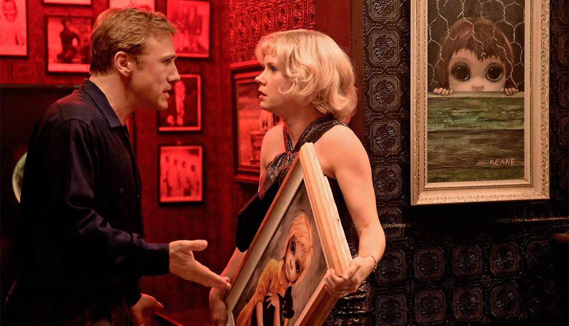 2015 Movies for Grownups Award Winners, Big Eyes