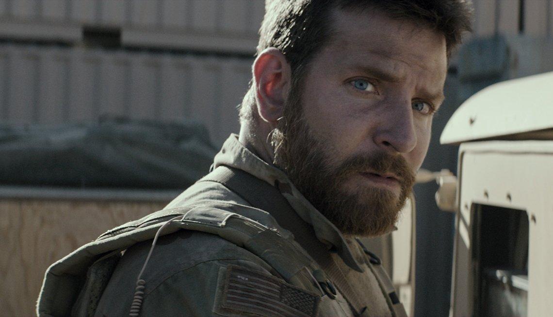 AMERICAN SNIPER, Bradley Cooper, movie review