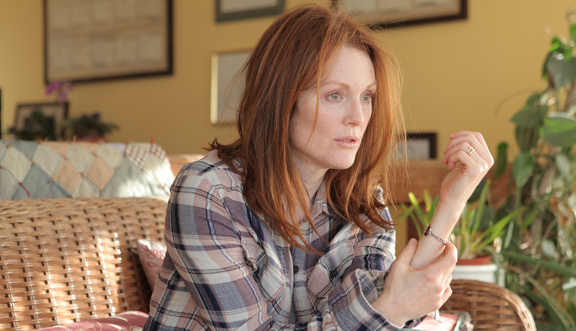 Julianne Moore, Still Alice, movie review