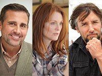 2015 Movies for Grownups Award Winners, Steve Carell, Julianne Moore, Richard Linklater