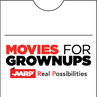 A A R P Movies for Grownups logo