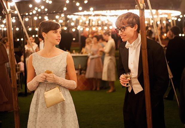 The Theory of Everything - Las mejores películas del 2014