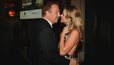 Movies for Grownups Awards, Kevin Costner and wife