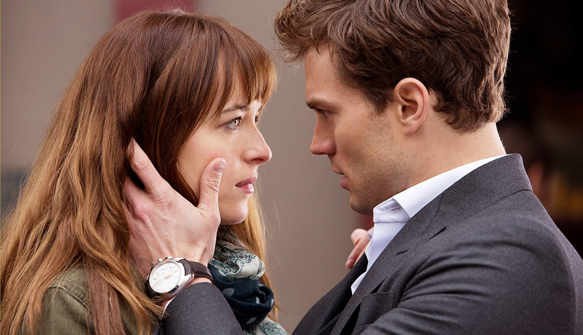 Movie Review: Fifty Shades of Gray