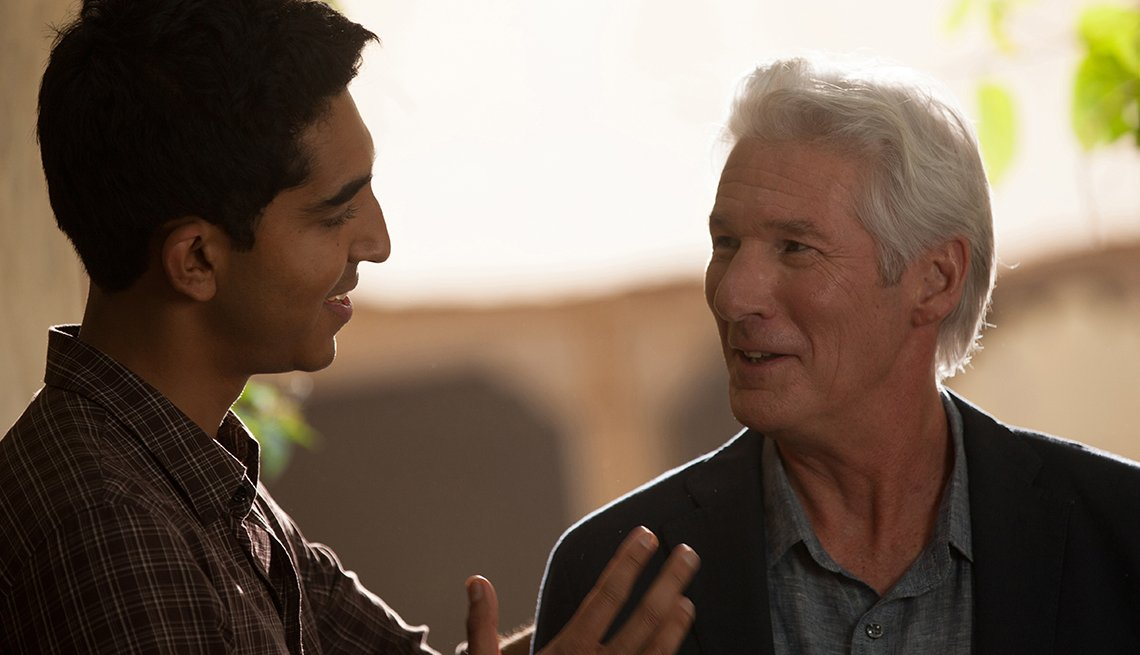 Richard Gere, Dev Patel, The Second Best Exotic Marigold Hotel