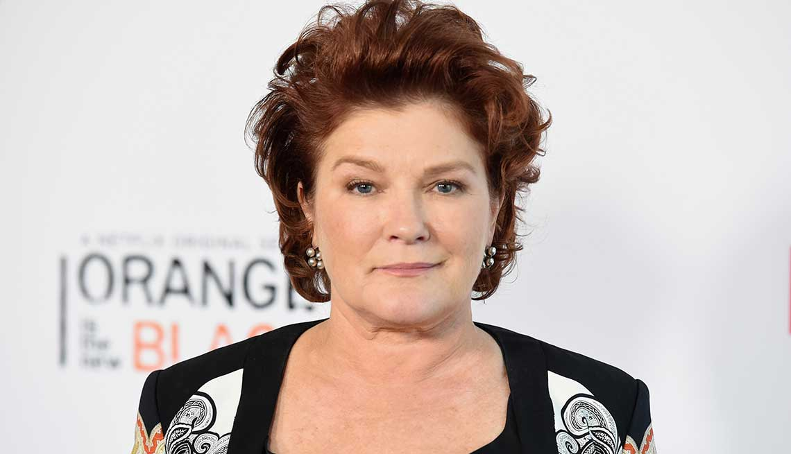 Kate Mulgrew, Orange Is The New Black, Television Show, Actress, AARP Interview
