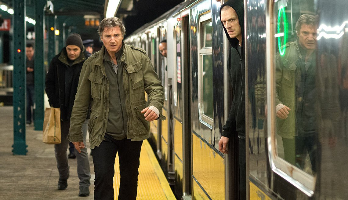 Run All Night, Liam Neeson