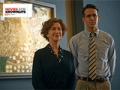 Helen Mirren y Ryan Reynolds en una escena de 'Woman in Gold'.