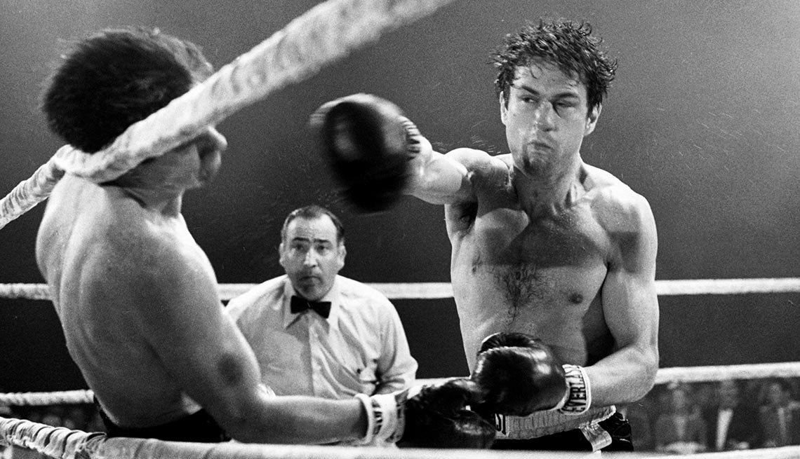 Robert De Niro in 'Raging Bull'