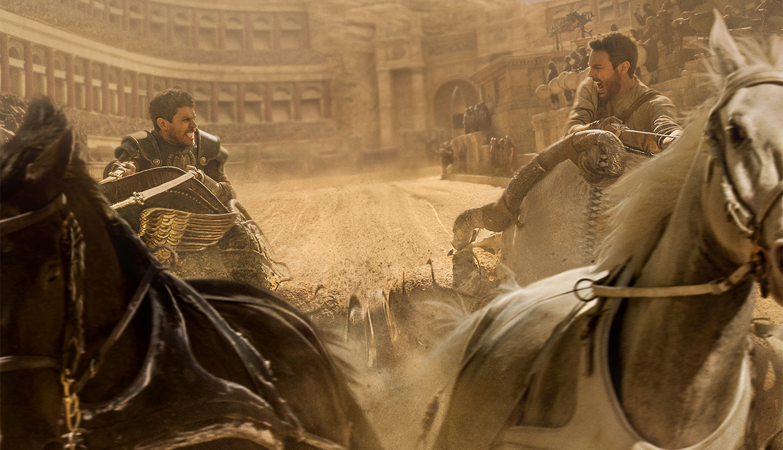 Ben Hur 2016 Movie Review Movies For Grownups