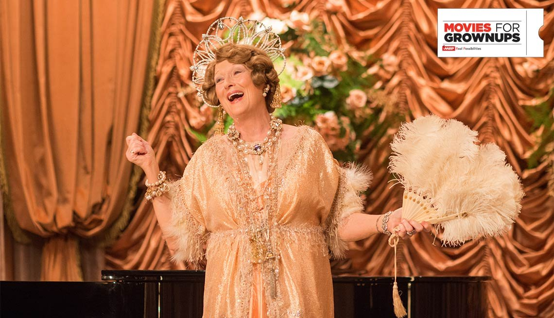 Meryl Streep in 'Florence Foster Jenkins'
