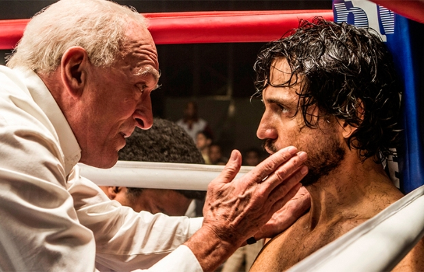 Robert De Niro y Edgar Ramírez protagonizan la película 'Hands of Stone', Manos de Piedra
