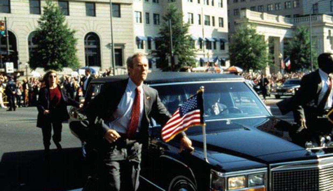 Las mejores películas de acción para adultos - 'In the Line of Fire' (1993)