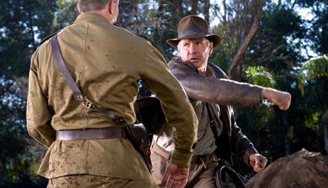 Las mejores películas de acción para adultos - 'Indiana Jones and the Kingdom of the Crystal Skull' (2008)