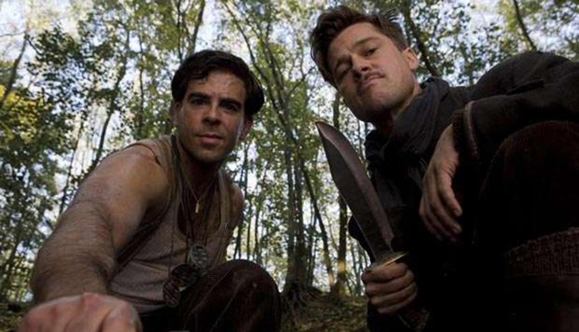 Las mejores películas de acción para adultos - 'Inglourious Basterds' (2009)