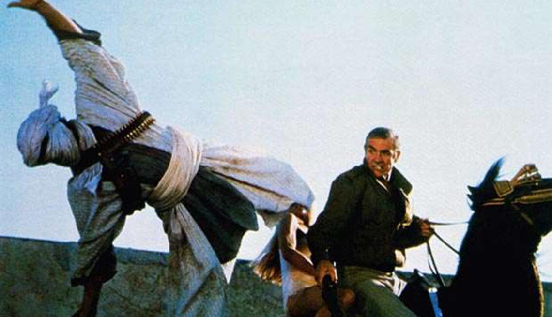 Las mejores películas de acción para adultos - 'Never Say Never Again' (1983)