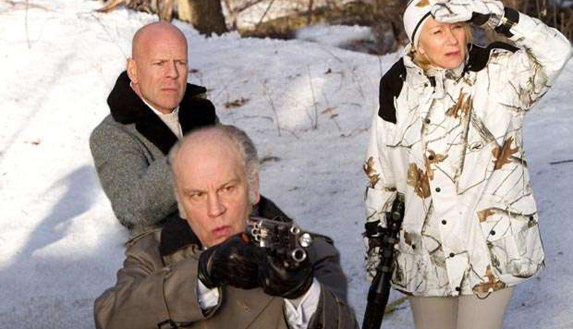 Las mejores películas de acción para adultos - 'RED' (2010)