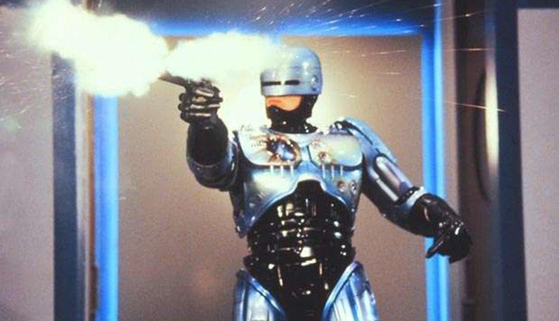Las mejores películas de acción para adultos - 'Robocop' (1987)