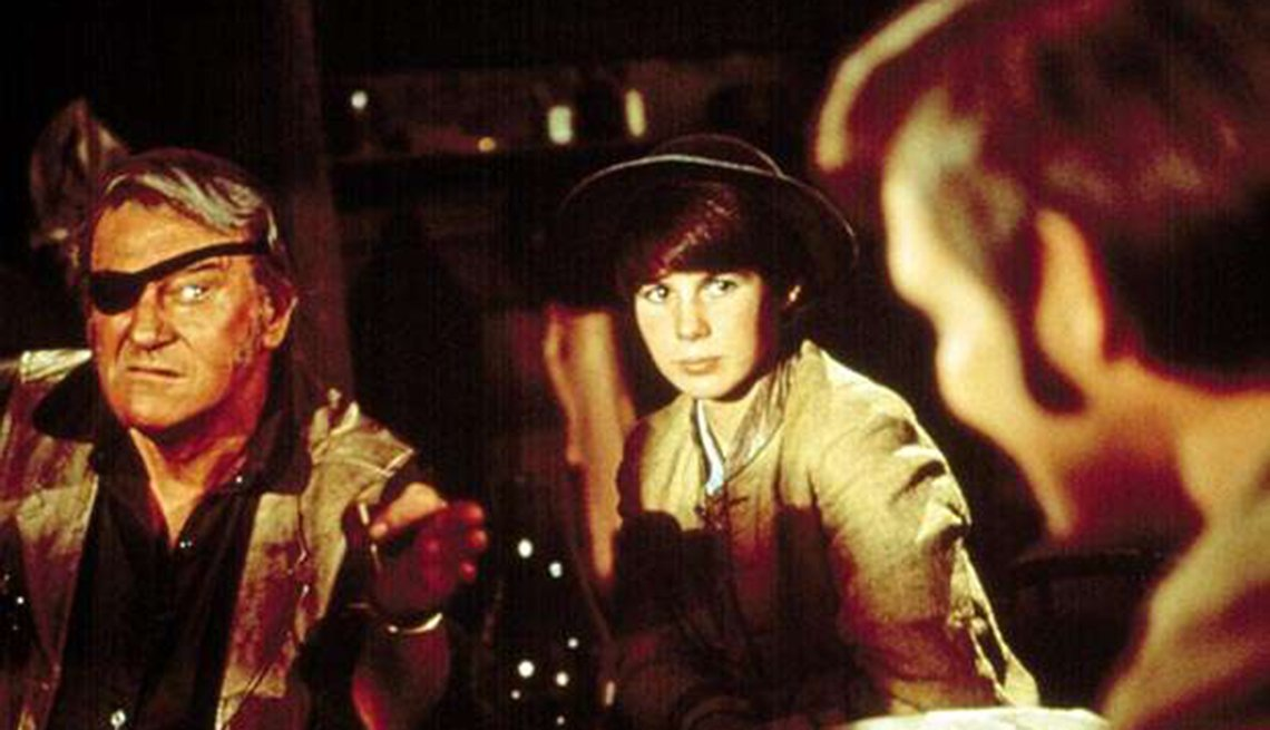 Las mejores películas de acción para adultos - 'True Grit' (1969)