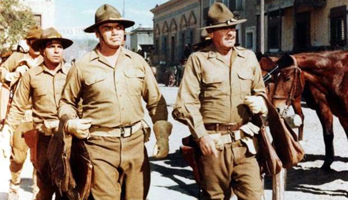 Las mejores películas de acción para adultos - 'The Wild Bunch' (1969)