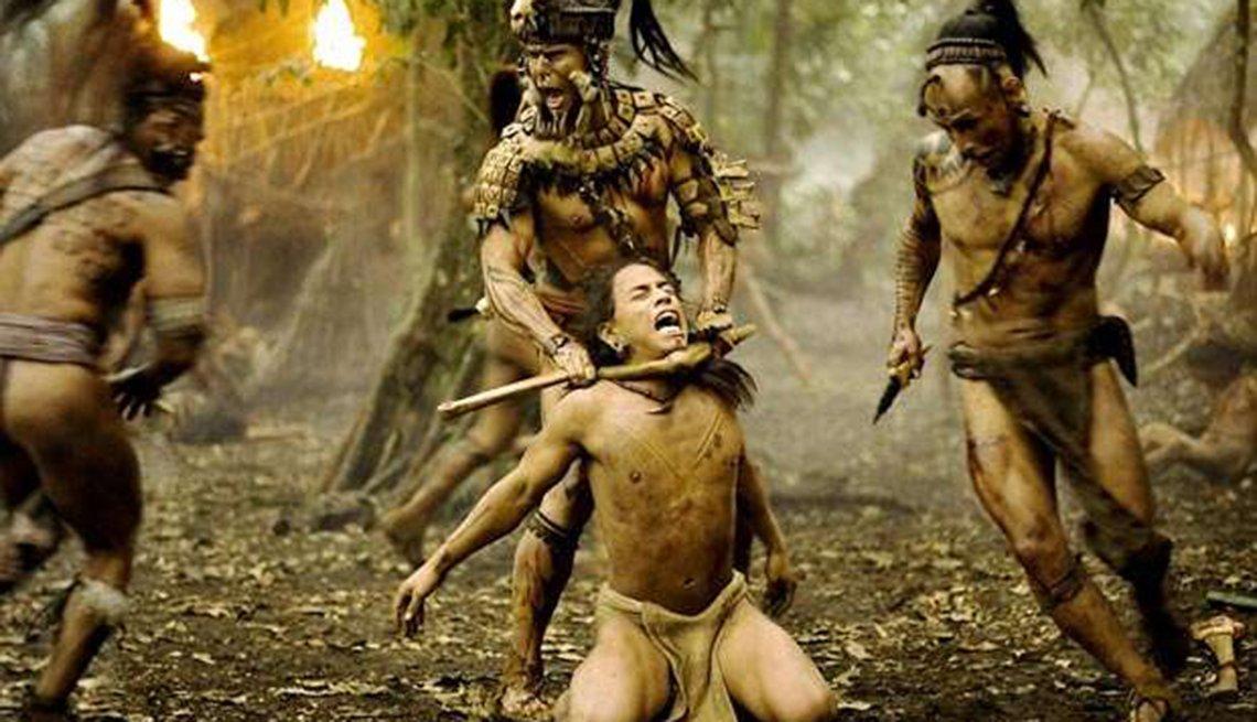 Las mejores películas de acción para adultos - 'Apocalypto' (2006)