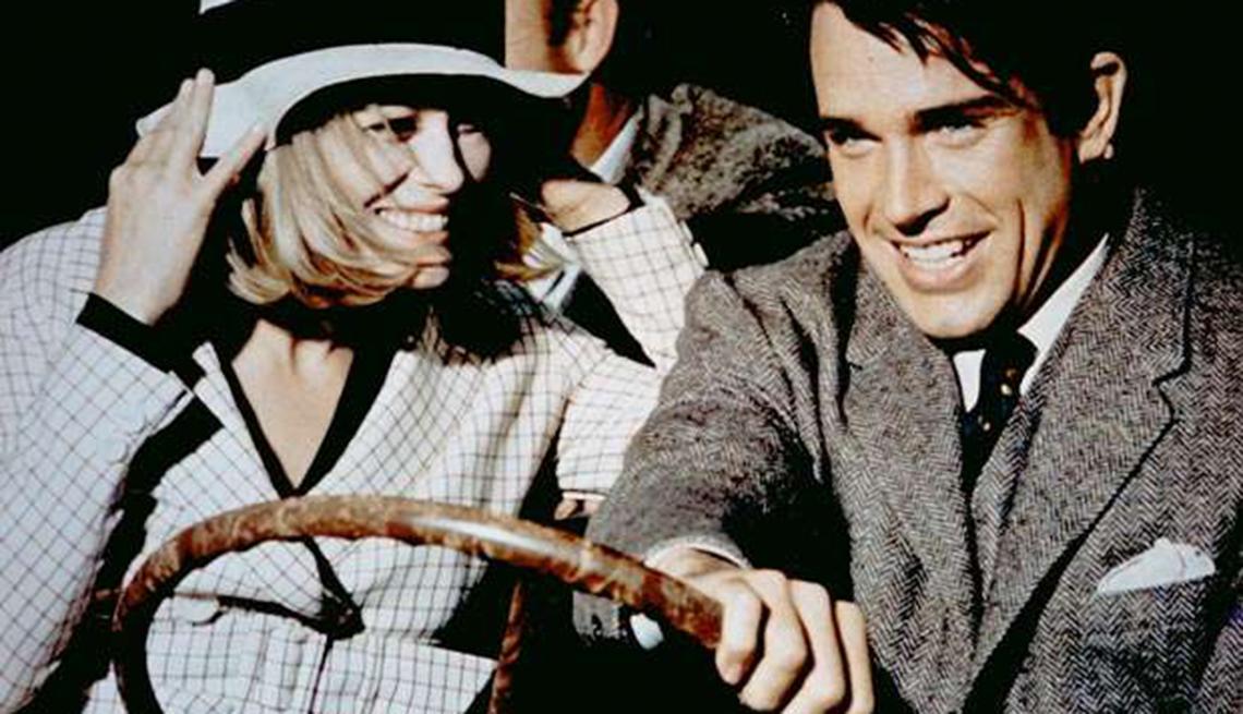 Las mejores películas de acción para adultos - 'Bonnie and Clyde' (1967)