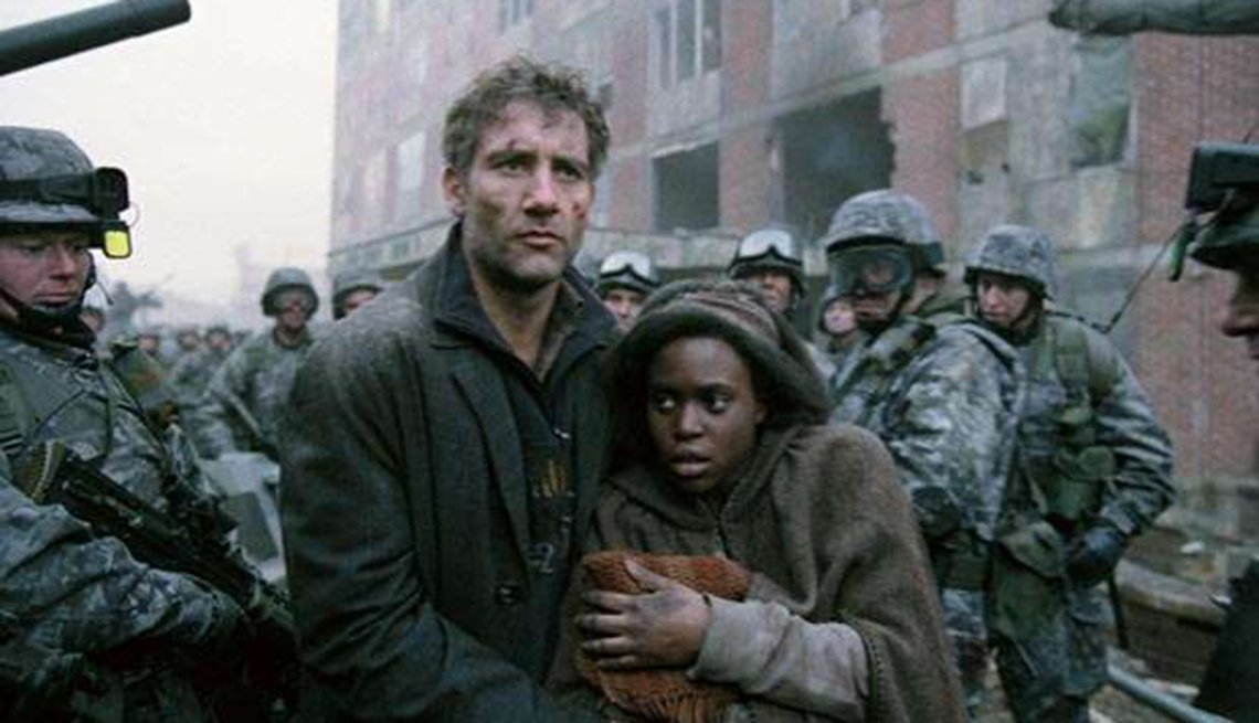 Las mejores películas de acción para adultos - 'Children of Men' (2006)