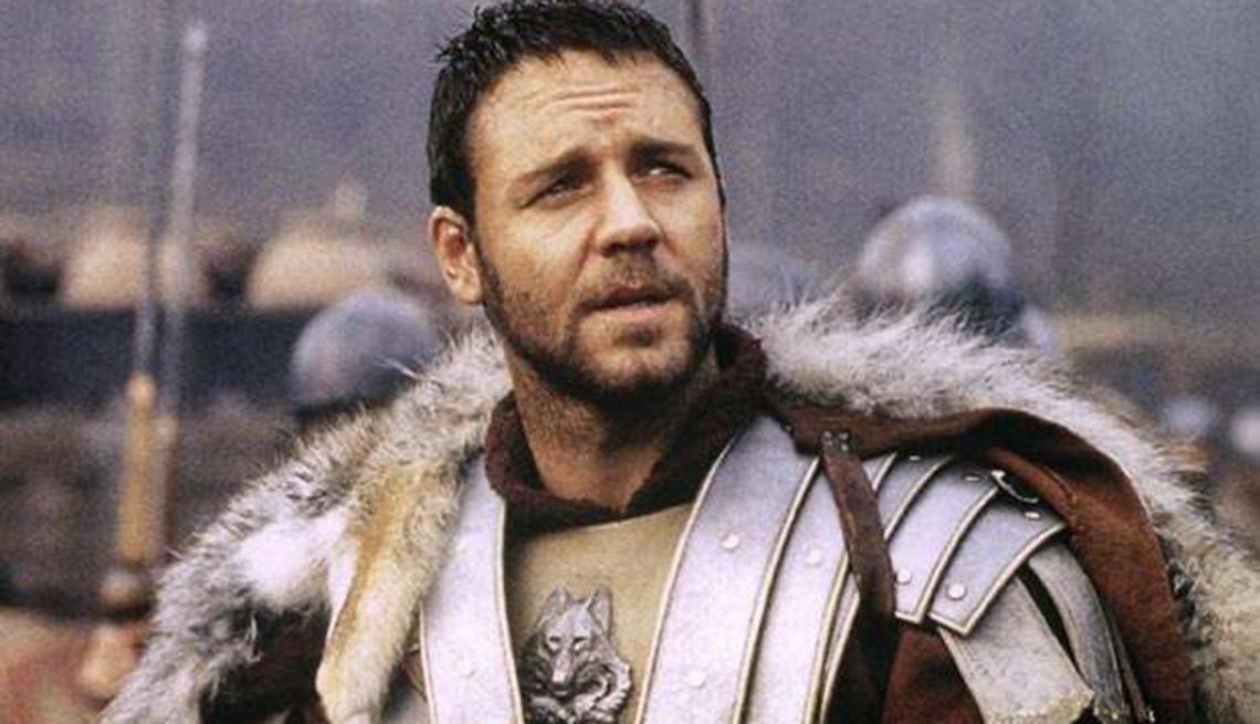 Las mejores películas de acción para adultos - 'Gladiator' (2000)