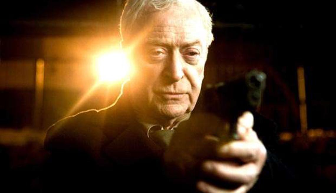 Las mejores películas de acción para adultos - 'Harry Brown' (2009)