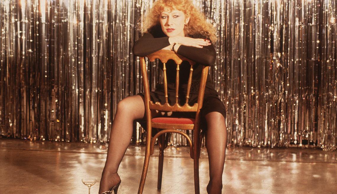 Helen Mirren a través de los años