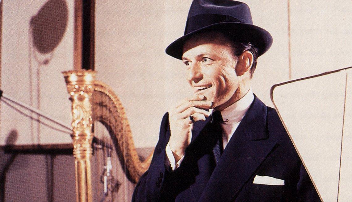 Famosos de Nueva Jersey - Frank Sinatra