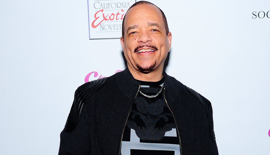 Famosos de Nueva Jerey - Ice-T