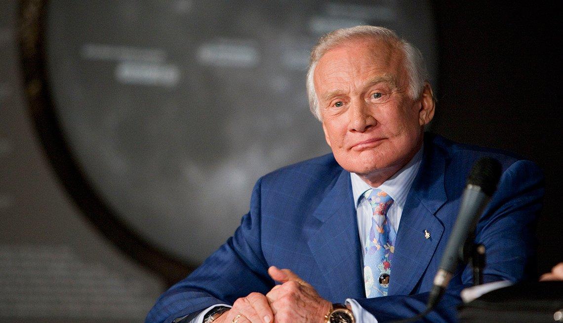 Famosos de Nueva Jersey - Buzz Aldrin