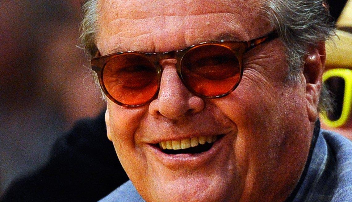 Famosos de Nueva Jersey - Jack Nicholson