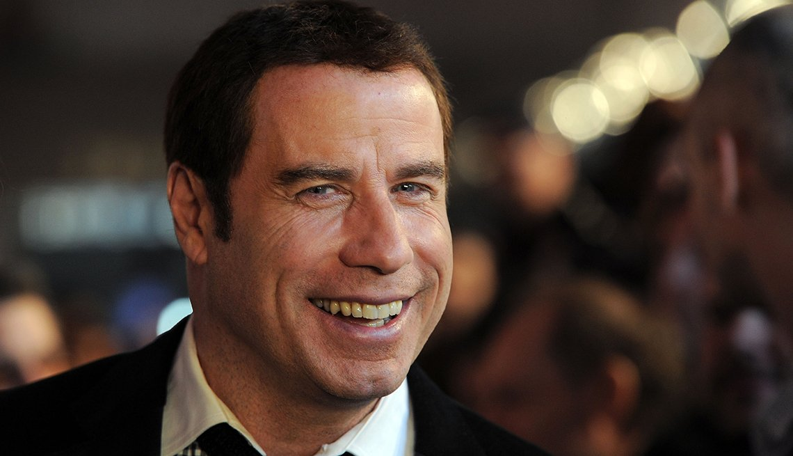 Famosos de Nueva Jersey - John Travolta